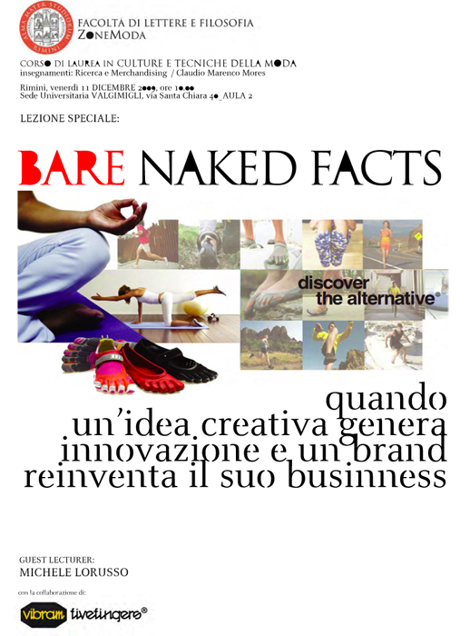 Bare naked facts