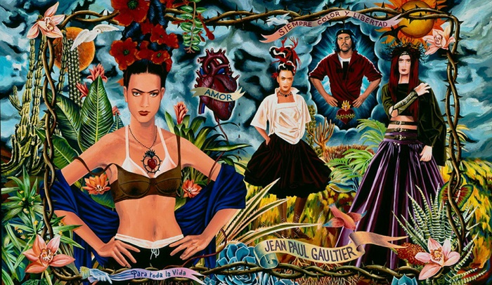 Advertising per Tribute To Frida Kahlo (1998)