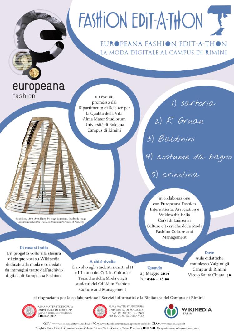 EditAThon_EuropeanaFashion_Locandina