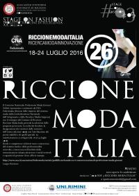 Tirocinio d'eccellenza SOF 3: Riccione Moda Italia2016