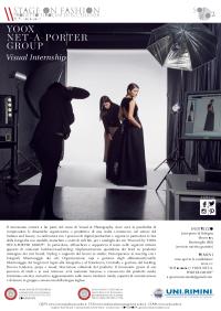 A. A. 2016/17 Tirocinio d'eccellenza. SOF 2 – YOOX NET-A-PORTER GROUP: VisualInternship