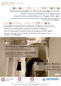 Knowing the Territory con ManuelaZambianchi